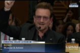Bono to U.S. Senate: Send Amy Schumer, Chris Rock, and Sacha Baron Cohen to Defeat ISIS