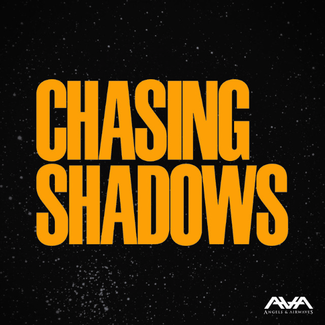 Chasing Shadows EP cover art