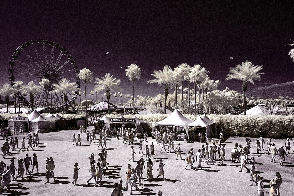 Infrared Coachella Valley Music and Arts Festival - 2014 Weekend 2