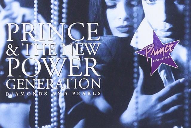 Prince, 'Diamonds and Pearls'