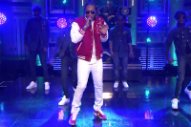 Future Performs 'Wicked' on 'The Tonight Show'
