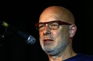 Brian Eno Shares Cover of the Velvet Underground's 'I'm Set Free'