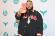 DJ Khaled and Chance the Rapper Were Filming a Video in Miami Last Night