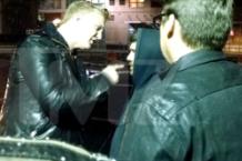 Josh Homme Yells at Man