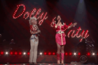 Katy Perry Duetted With Dolly Parton at the Academy of Country Music Awards