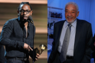 Bill Withers Is Suing Kendrick Lamar for Allegedly Ripping Off One of His Songs