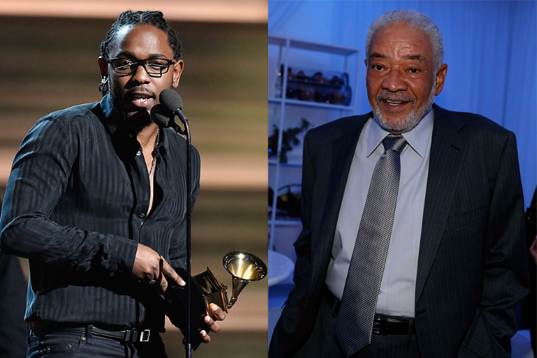 Kendrick Lamar Bill Withers