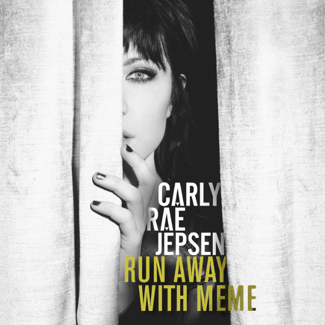 Meme 640x640 carly rae jepsen reveals her favorite 'run away with me' memes spin