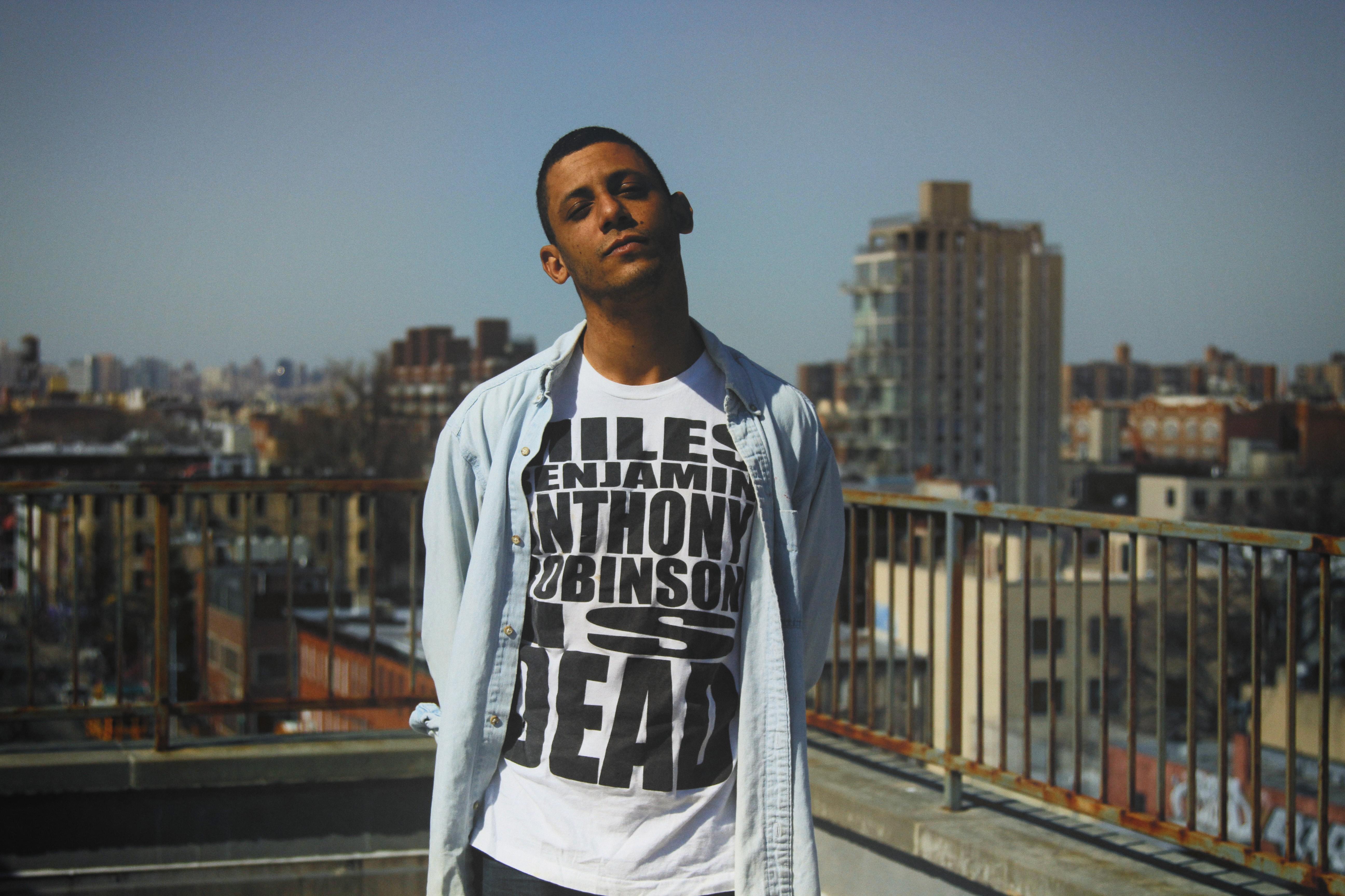 Miles Benjamin Anthony Robinson