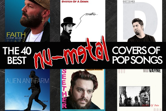 The 40 Best Nu Metal Covers Of Pop Songs Spin