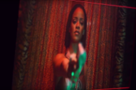 Watch Rihanna Learn How to Use a Gun for Her 'Needed Me' Video