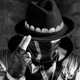 Taboo, One of the Two Members of Black Eyed Peas You Don't Need to Care About, Released a Solo Single