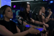 Fifth Harmony Crush a Stripped-Down Version of 'Work From Home' on BBC Live Lounge