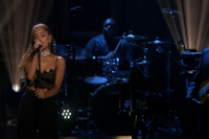 Ariana Grande Finds Her Inner 'Dangerous Woman' on 'Fallon'