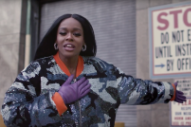Azealia Banks Has Her Day Outside Court in 'The Big Big Beat' Video