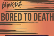 Hear Blink-182's New Single, 'Bored to Death'