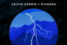 Calvin Harris and Rihanna,