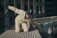 Chance the Rapper Rides Chicago's L Train in His New 'Angels' Video