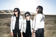 The Coathangers Craft Rambunctious, Wink-and-Nudge Punk on 'Nosebleed Weekend'