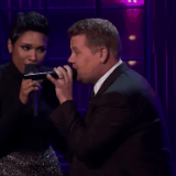 James Corden and Jennifer Hudson Jam Out to 'Skip to My Lou,' and Other Public Domain Songs