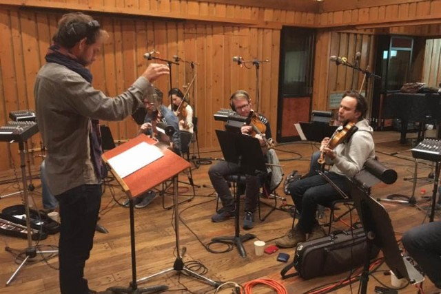 Hear the National and Members of Grizzly Bear Cover the