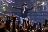 Watch the Reunited Guns N' Roses Play Their First Show in 23 Years