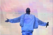kanye west famous live life of pablo paradise international music festival manila