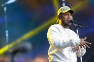 Kendrick Lamar Performed 'untitled 07′ Live for the First Time Last Night