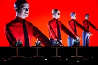 Kraftwerk Share New Crop of 3-D Tour Dates
