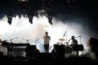 LCD Soundsystem Covered David Bowie and Guns N' Roses at Coachella