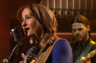 Margo Price Puts the 'Hurtin' (on the Bottle)' on 'Saturday Night Live'