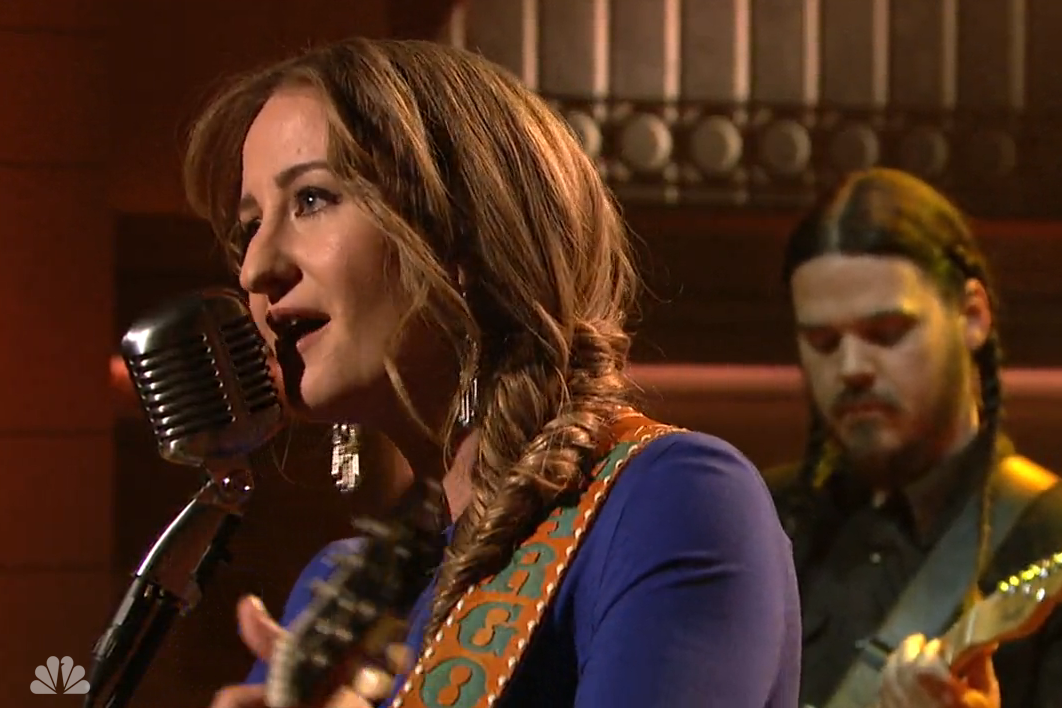 margo price hurtin on the bottle saturday night live snl midwest farmers daughter watch video