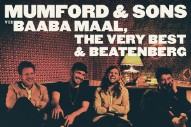Hear Mumford & Sons' New Collaboration With Baaba Maal, 'There Will Be Time'