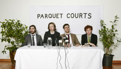 An Interview With Parquet Courts