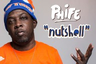 Watch the Video for Phife Dawg's Posthumous 'Nutshell,' and Kanye West's Tribute Speech