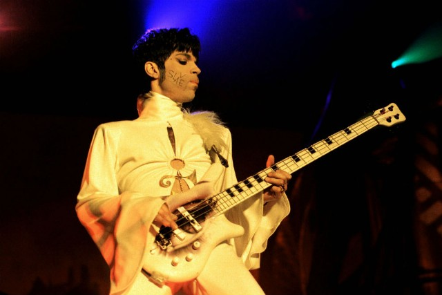 Stream New Prince Song