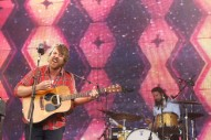 Go 'Swimming' With a Trippy Tune by Fleet Foxes' Robin Pecknold