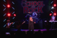 Stevie Nicks Sang 'Rhiannon' With the Kid Band From 'School of Rock'