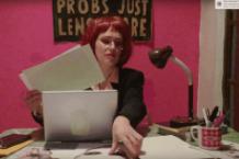 tacocat dana katherine scully x-files video watch