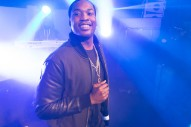 Meek Mill Returns to Drake Dissing on New 'All the Way Up' Remix