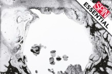 Radiohead's A Moon Shaped Pool