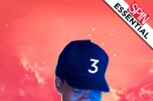 Chance the Rapper's Coloring Book