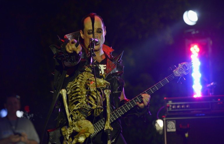 Jerry Only of the Misfits - 2014 Gibson Brands AP Music Awards - Show