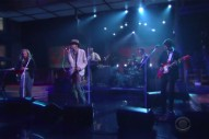 Deerhunter Performed a Saxed-Up 'Living My Life' on 'Colbert' Last Night