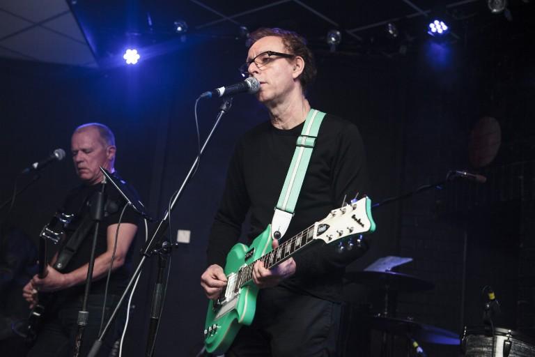 Wire Perform In Leeds