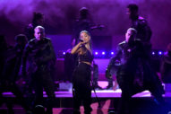 Review: Ariana Grande Asks Why We're Wearing That Stupid Man Suit on 'Dangerous Woman'