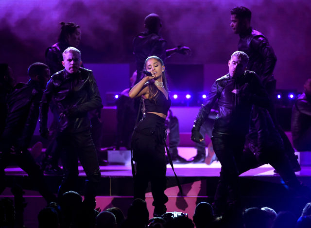 Ariana Grande at the 2016 Billboard Music Awards - Show