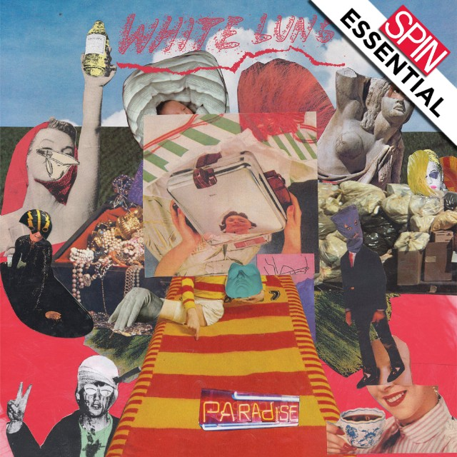 White Lung's Paradise