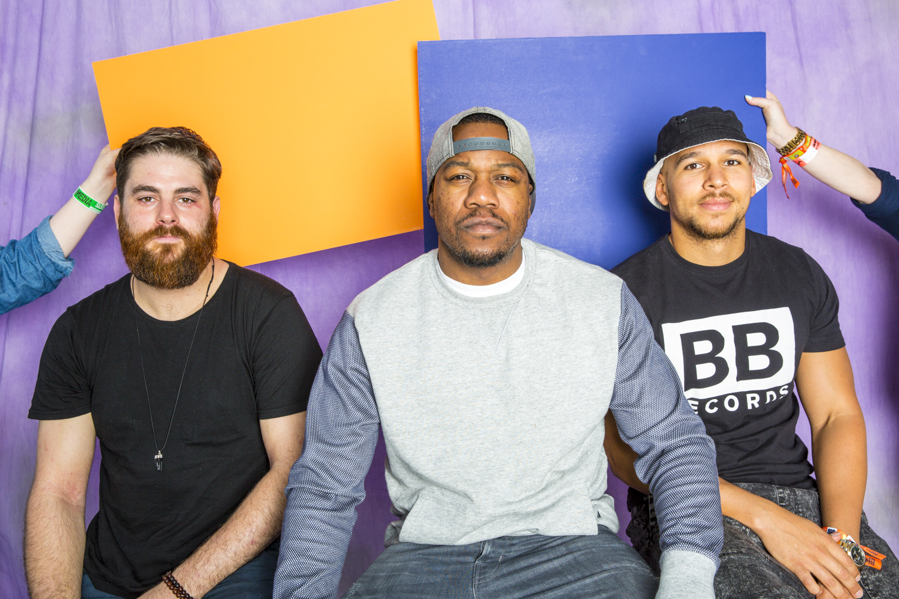 Sasquatch! 2016: SPIN Portraits of Rudimental, Frightened Rabbit, and More
