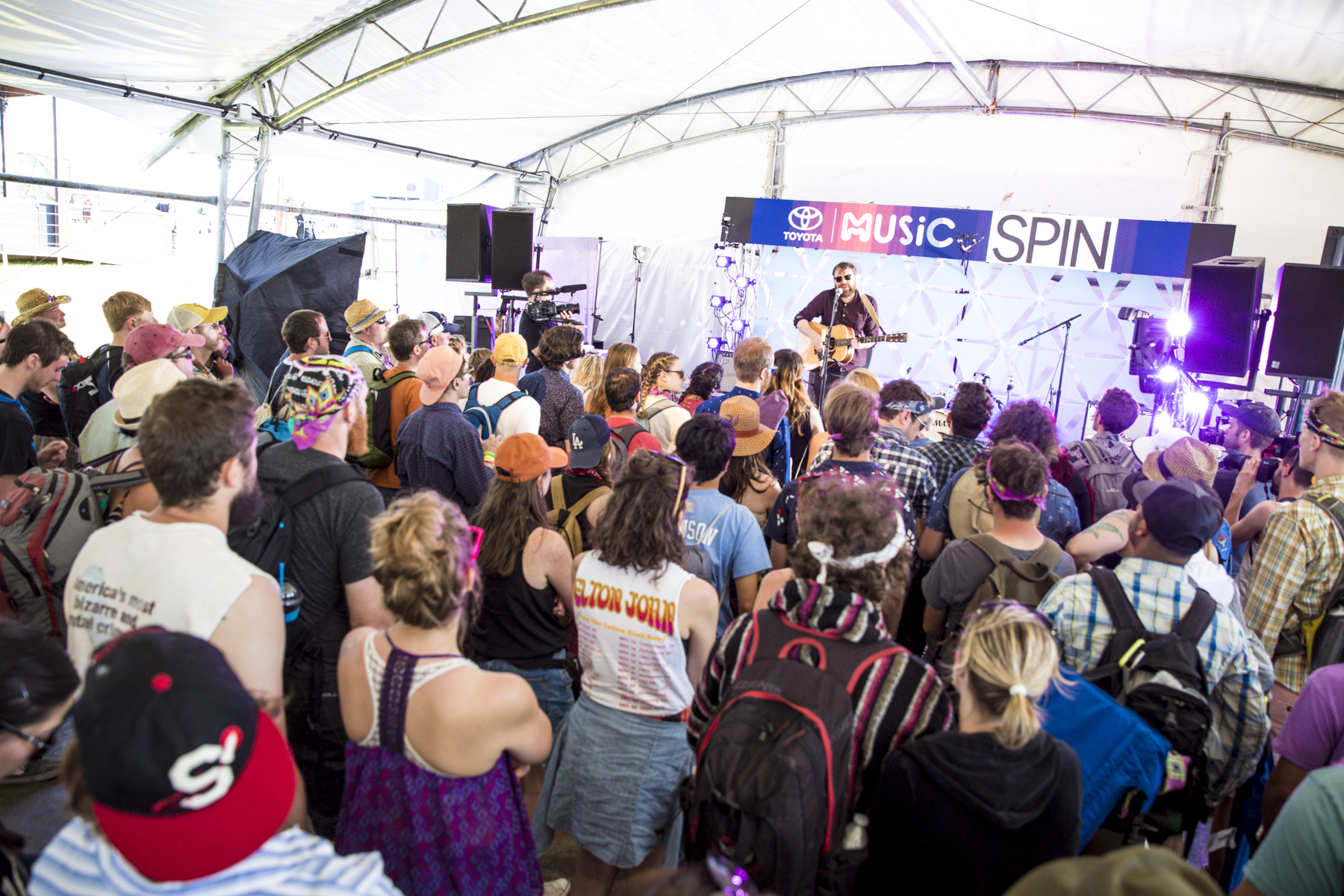 Sasquatch! 2016: Day 2 at Toyota Music Den with Frightened Rabbit, Baio, and More